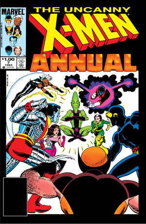 X-Men Annual Vol 1 7