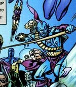 Yondu Udonta (Earth-9997) Universe X Vol 1 9