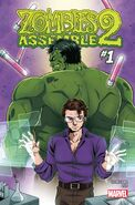 Zombies Assemble 2 Vol 1 1