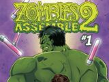 Zombies Assemble 2 Vol 1