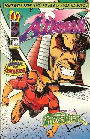 Airman Vol 1 1