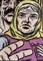 Alexandra Rasputina (Giant Size X-Men -1)