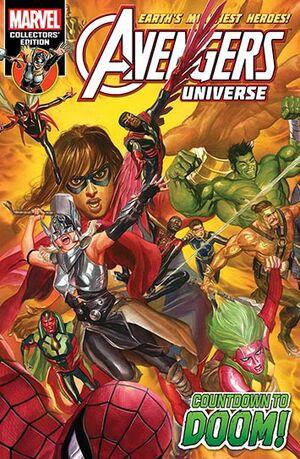 Avengers Universe (UK) Vol 3 13