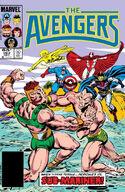 Avengers Vol 1 262