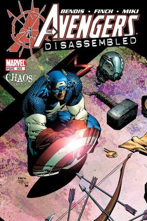 Avengers Vol 1 503