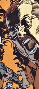 Ballard (Earth-616) from Punisher Vol 2 85 001