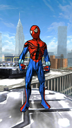 Benjamin Reilly (Earth-TRN461) from Spider-Man Unlimited (video game) 001