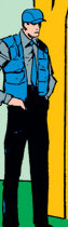 Bert (NYPD) (Earth-616) from Amazing Spider-Man Vol 1 278 0001