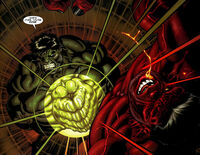 Bruce Banner (Earth-616) and Thaddeus Ross (Earth-616) from Hulk Vol 2 24 0001