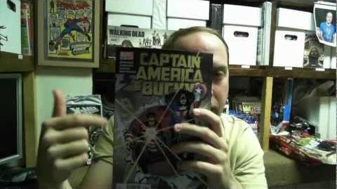 Peteparker/Captain America and Bucky 621 Video Review by Peteparker