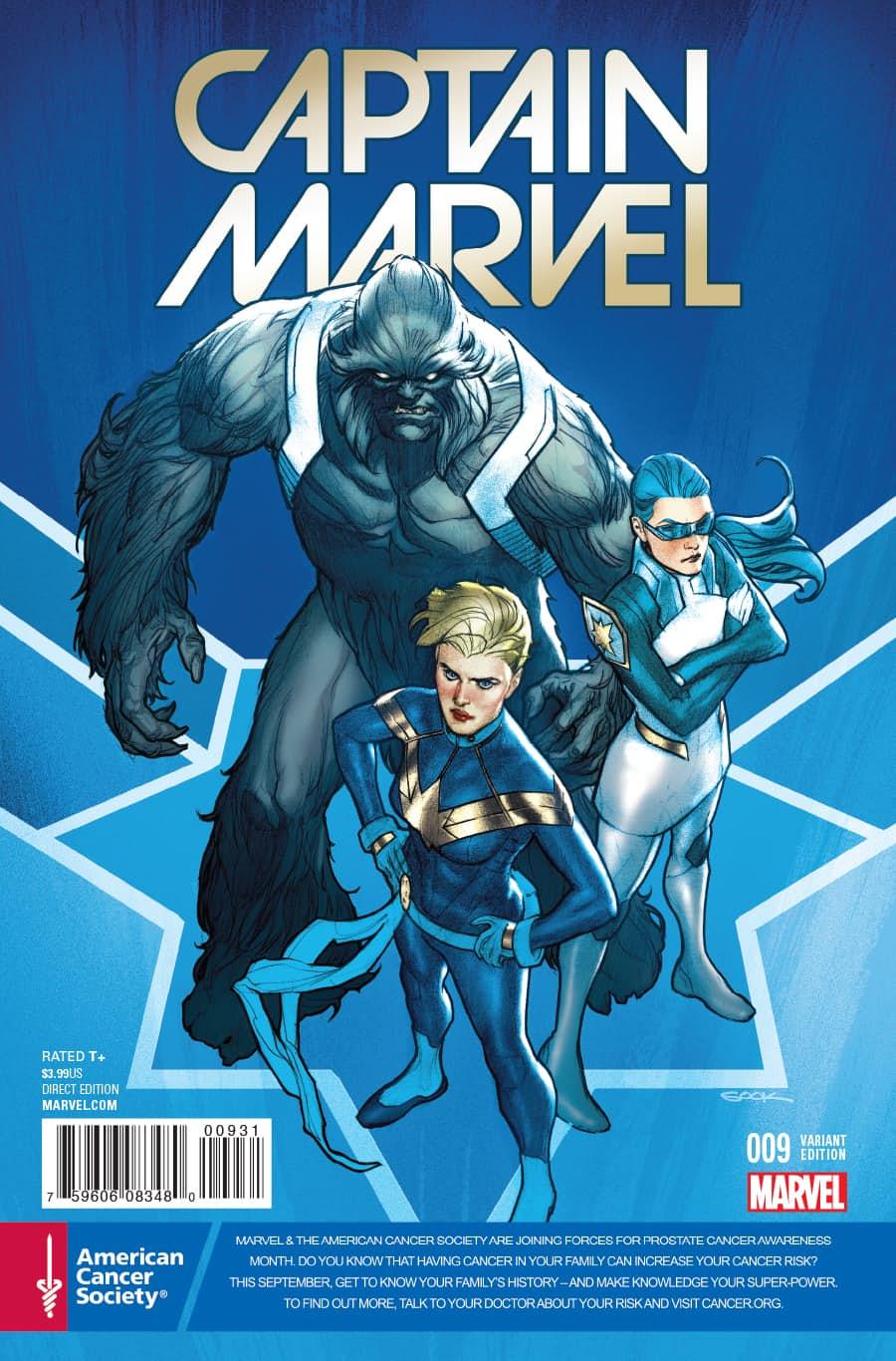 captain marvel 009