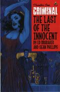 Criminal The Last of the Innocent Vol 1 1