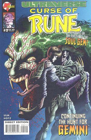 Curse of Rune Vol 1 2