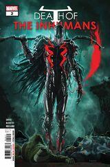 Death of Inhumans Vol 1 2