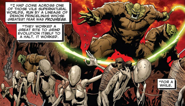 【娛樂文化解答】宇宙神等級的力量!琴格·雷身上的「鳳凰之力」起源究竟是什麼?