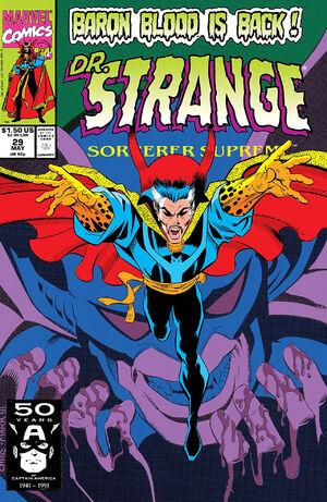 Doctor Strange, Sorcerer Supreme Vol 1 29