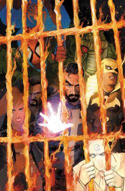 Doctor Strange Damnation Vol 1 4 Textless