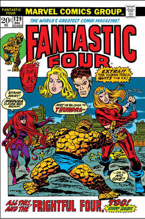 Fantastic Four Vol 1 129