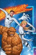 Fantastic Four Vol 1 604 Textless