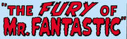 Fantastic Four Vol 1 9 Part 3 Title