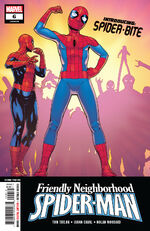 Friendly Neighborhood Spider-Man Vol 2 6 Second Printing Variant
