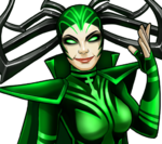 Hela (Earth-TRN562) from Marvel Avengers Academy 001