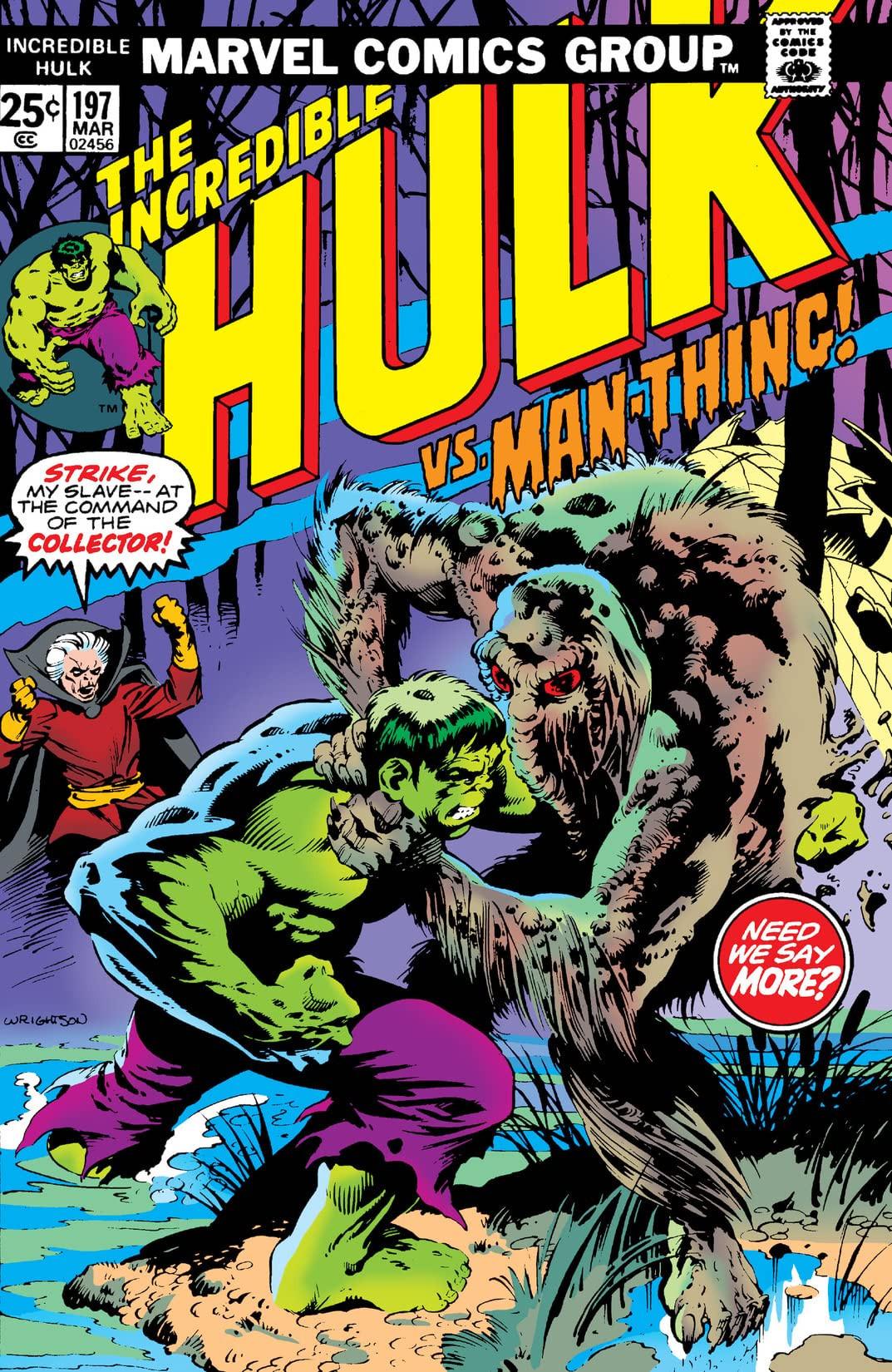 Incredible Hulk Vol 1 197