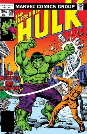 Incredible Hulk Vol 1 226