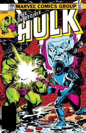 Incredible Hulk Vol 1 286