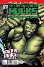 Incredible Hulks Annual Vol 1 1