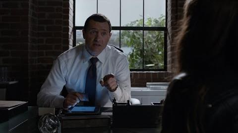 John Hancock – Marvel's Agents of S.H.I.E.L.D