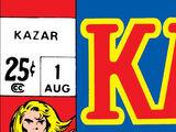 Ka-Zar Vol 1