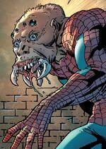 Man-Spider (Zabo's mutates) (Earth-616) from Sensational Spider-Man Vol 2 35 0001