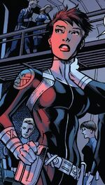 Maria Hill (Prime) (Earth-61610) from Ultimate End Vol 1 4 001