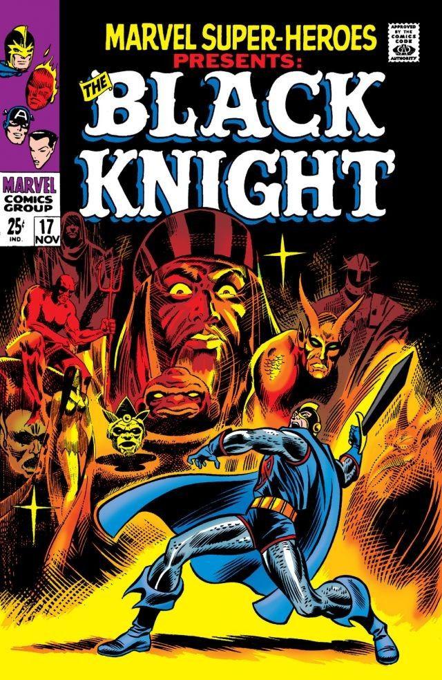 Marvel Super-Heroes Vol 1 17