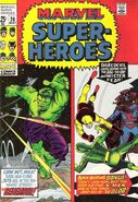Marvel Super-Heroes Vol 1 26