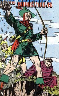 Merry Men (Blaine's Gang) (Earth-616) from Captain America Comics Vol 1 59 0001