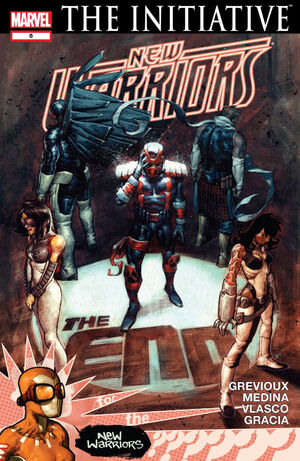 New Warriors Vol 4 6
