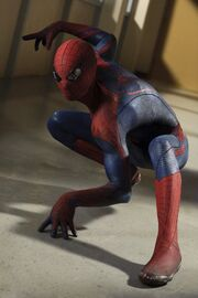 Peter Parker (Earth-120703) from The Amazing Spider-Man (2012 film) 0014
