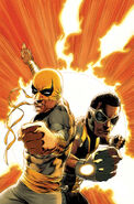 Power Man and Iron Fist Vol 2 4 Textless