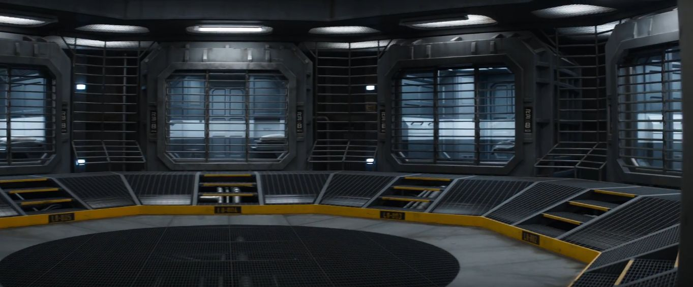 Captain America Civil War - Prison 42 The Raft and Baron Zemo's ...
