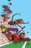 Rocket Raccoon and Groot Vol 1 4 Textless