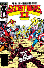 Secret Wars II Vol 1 1