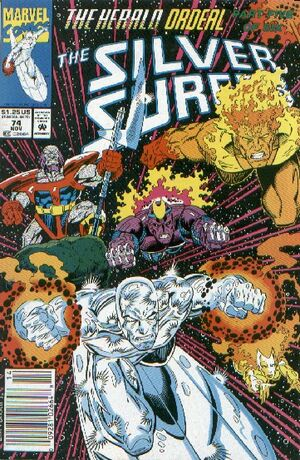 Silver Surfer Vol 3 74