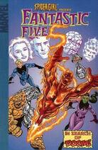 Spider-Girl Presents Fantastic Five TPB Vol 1 1