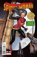 Spider-Woman Vol 5 5 Oum Variant