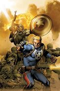 Steve Rogers Super-Soldier Vol 1 1 Textless