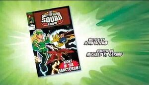 Super Hero Squad Show Season 1 8 Screenshot