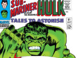 Tales to Astonish Vol 1 81