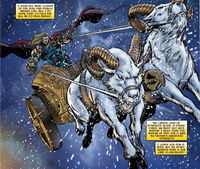 Thor's Chariot from Thor Vol 2 83 001